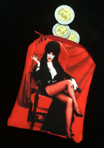 Elvira Mistress of Night Coin Purse
