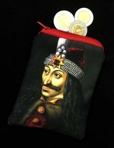 Vlad Tepes Coin Purse