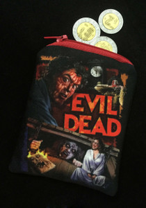 Go Rocker - Evil Dead Coin Purse
