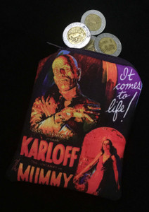 Go Rocker - The Mummy Coin Purse