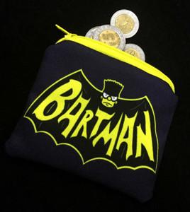 Bartman Coin Purse