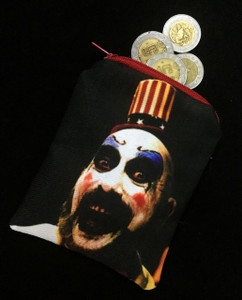 Go Rocker - Captain Spaulding Coin Purse