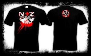 Noiz+Zilent - Saw T-Shirt