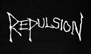 "Repulsion Logo 5x3"" Printed Patch"