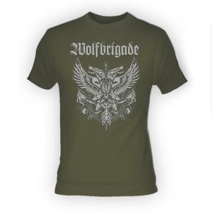 Wolfbrigade Comalive T-Shirt