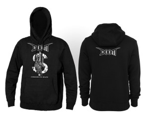 Doom Consumed Hooded Sweatshirt