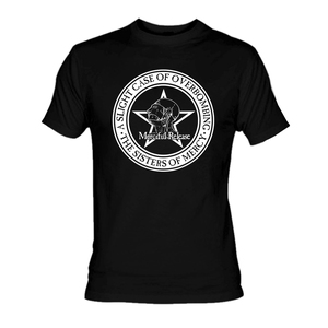 Sisters of Mercy A Slight Case of Overbombing T-Shirt