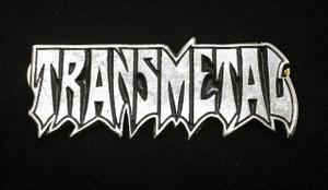 """Transmetal - Logo 2"""" Metal Badge Pin"""