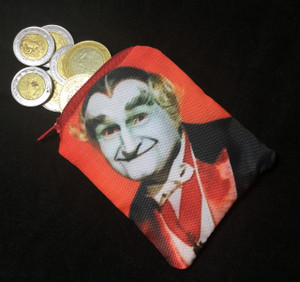 Go Rocker - Grandpa Munster Coin Purse