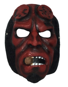 Hellboy Hard Face Mask