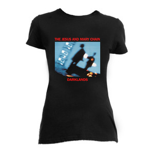 The Jesus and Mary Chain Darklands Girls T-Shirt
