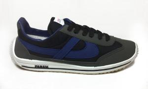 Panam - Black / Grey Unisex Sneaker