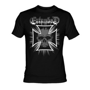 Entombed Skull T-Shirt