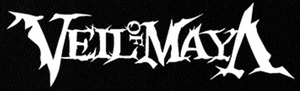 "Veil Of Maya Logo 7x3"" Printed Patch"