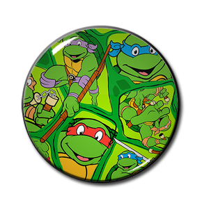 "Teenage Mutant Ninja Turtles 2.25"" Pin"