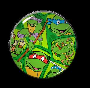 """Teenage Mutant Ninja Turtles 2.25"""" Pin"""