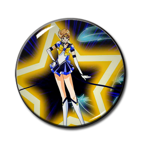 "Sailor Uranus 2.25"" Pin"