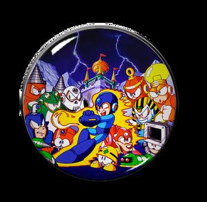 """Megaman 4 2.25"""" Pin"""