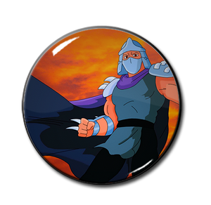 "Shredder 2.25"" Pin"
