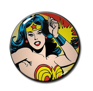 "Wonder Woman 2.25"" Pin"