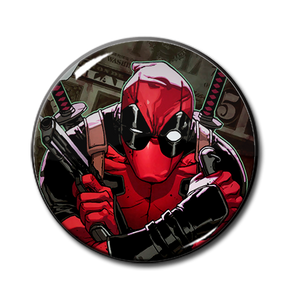 "Deadpool 2.25"" Pin"