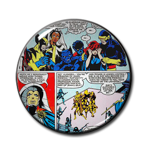 "X-Men: Rise of the Phoenix Comic 2.25"" Pin"