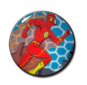 "The Flash Comic 2.25"" Pin"