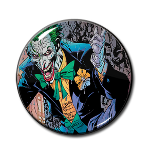 "Batman - The Joker 2.25"" Pin"