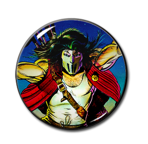 "Casey Jones 2.25"" Pin"