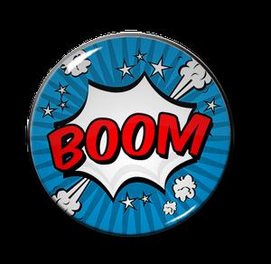 """Boom! 2.25"""" Pin"""