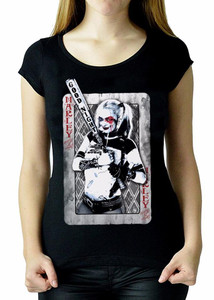 Suicide Squad's Harley Quinn - Good Night T-Shirt