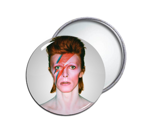 David Bowie - Aladdin Sane Pocket Mirror