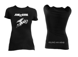 The Cure Killing an Arab Blouse T-Shirt