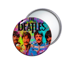 The Beatles' Sargeant Pepper Pocket Mirror