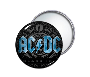 AC/DC Logo Pocket Mirror