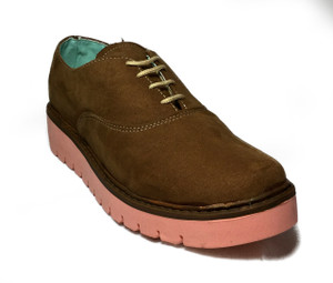 Melle Honey Moccasin Shoes