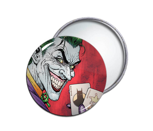 The Joker Batcards Pocket Mirror