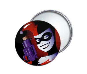 Harley's Gun Pocket Mirror