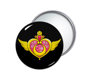 Sailor Moon Locket Pocket Mirror