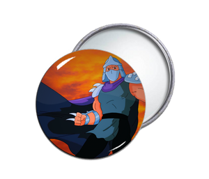 TMNT's Shredder Pocket Mirror