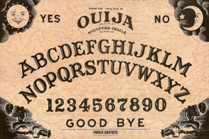 "Ouija Board 6x4"" Color Patch"