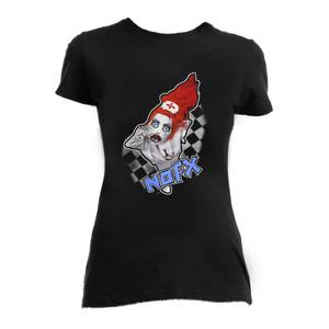 NoFx Pump Up the Valuum Girls T-Shirt