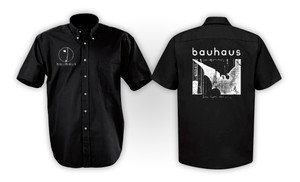 Bauhaus Bela Lugosi is Dead Light Workshirt