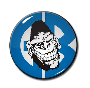 "Gorilla Biscuits 1.5"" Pin"