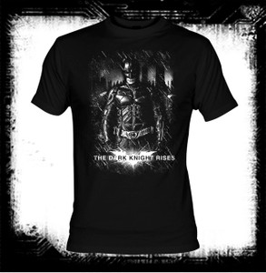 Batman Dark Knight Rises T-Shirt Last Ones In Stock!