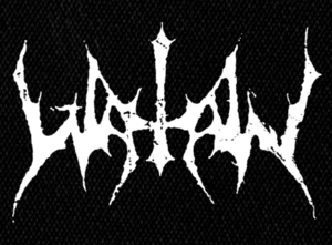 "Watain Logo 7x4"" Printed Patch"