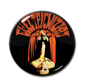 "Electric Wizard - Gig Poster 1.5"" Pin"