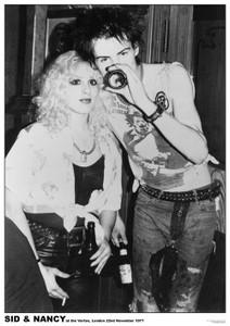 "Sid & Nancy 24x36"" Poster"