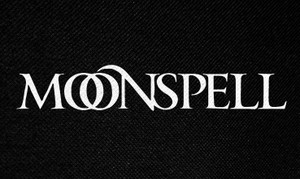 "Moonspell Logo 5x3"" Printed Patch"