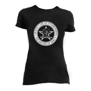 Sisters of Mercy A Slight Case of Overbombing Blouse T-Shirt
